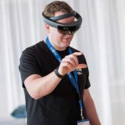 MS Hololens huren en Workshops