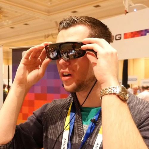ODG Smartglasses R9
