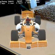 Holo RaceCar